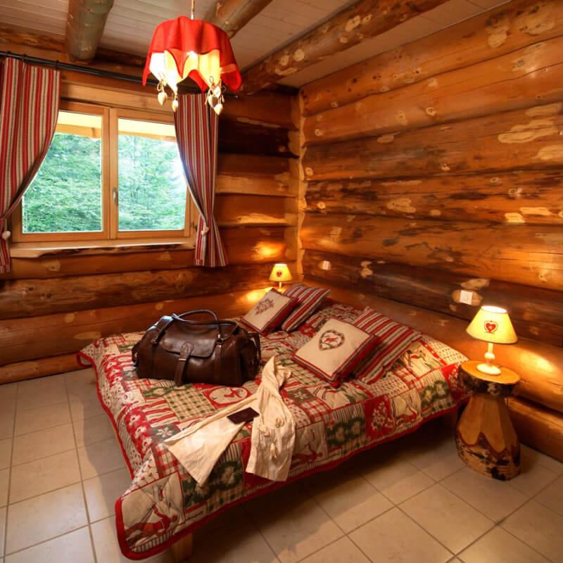 chambre Le Tchazau à La Bresse