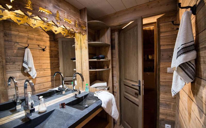 salle de bain appartement la drosera