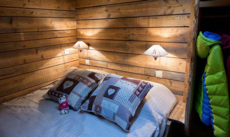 2 chambres doubles avec lits simples appartement la drosera