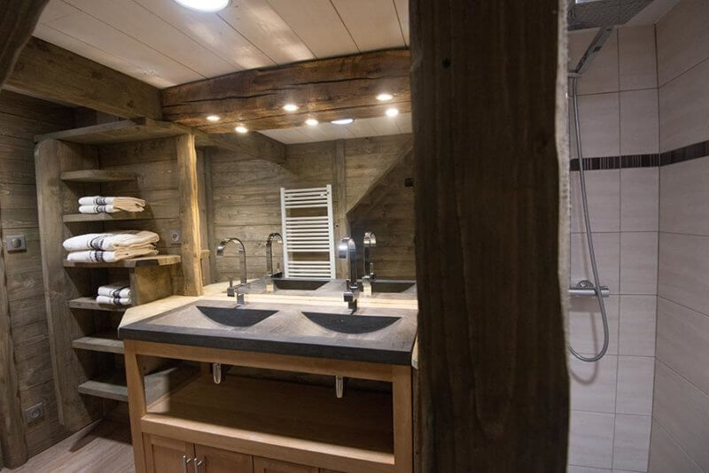 salle de bain appartement premium