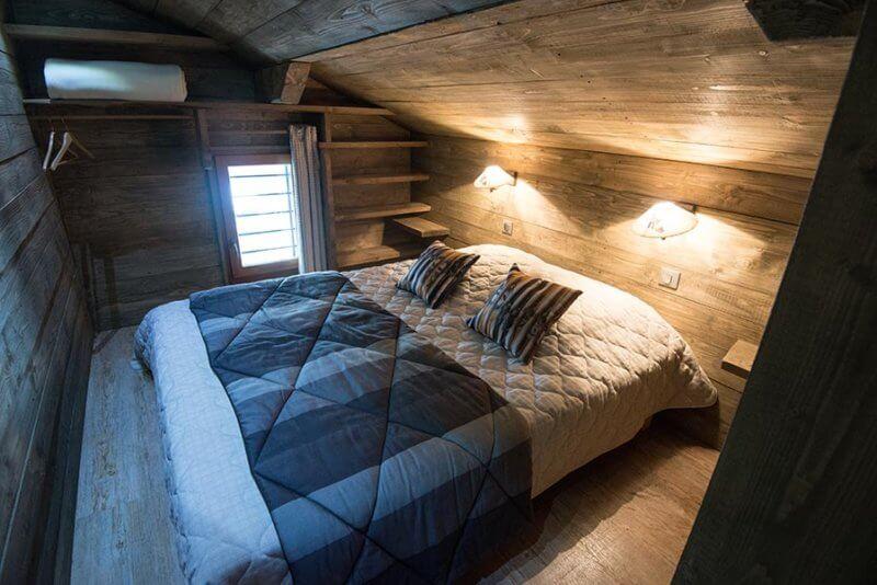 chambre double appartement premium duplex