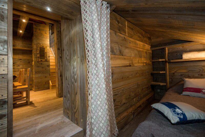 chambre cabine enfants appartement duplex 65 m²