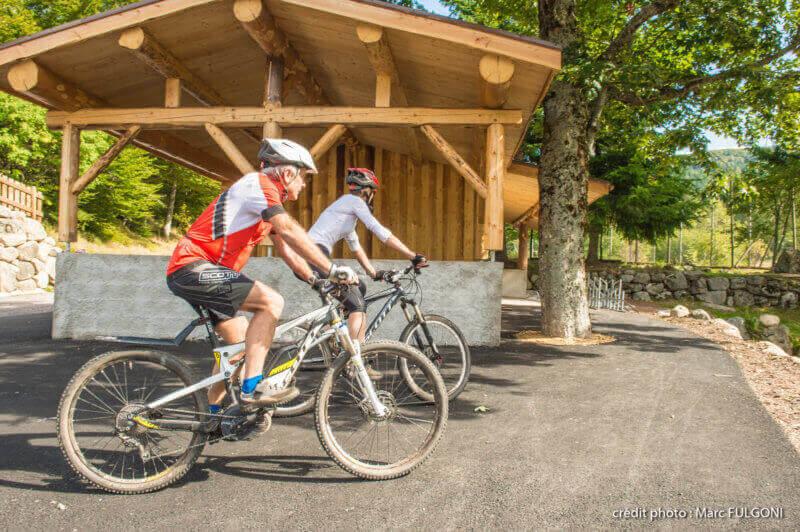 garage à vélos sécurisé