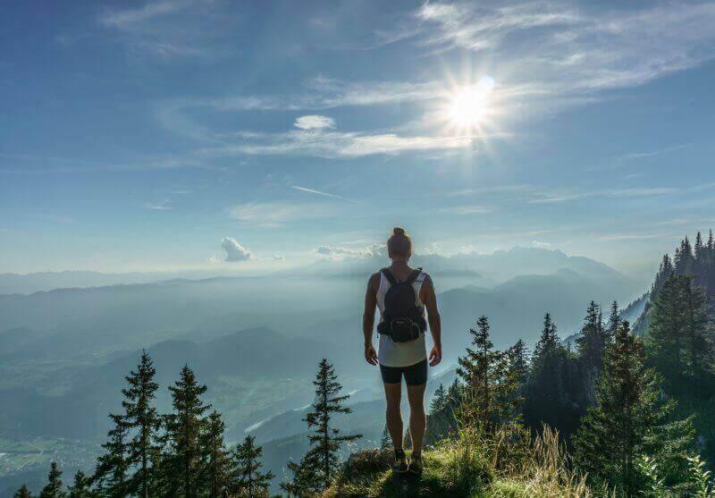 randonnées toute l'année vue panoramique depuis les sommets des Vosges