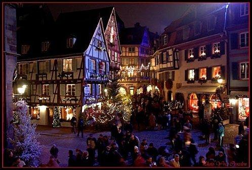 marchés de Noël Alsace à proximité
