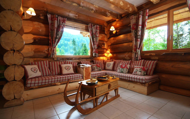 chalet en rondins 140 m vosges couar ge location chalet g te la bresse. Black Bedroom Furniture Sets. Home Design Ideas