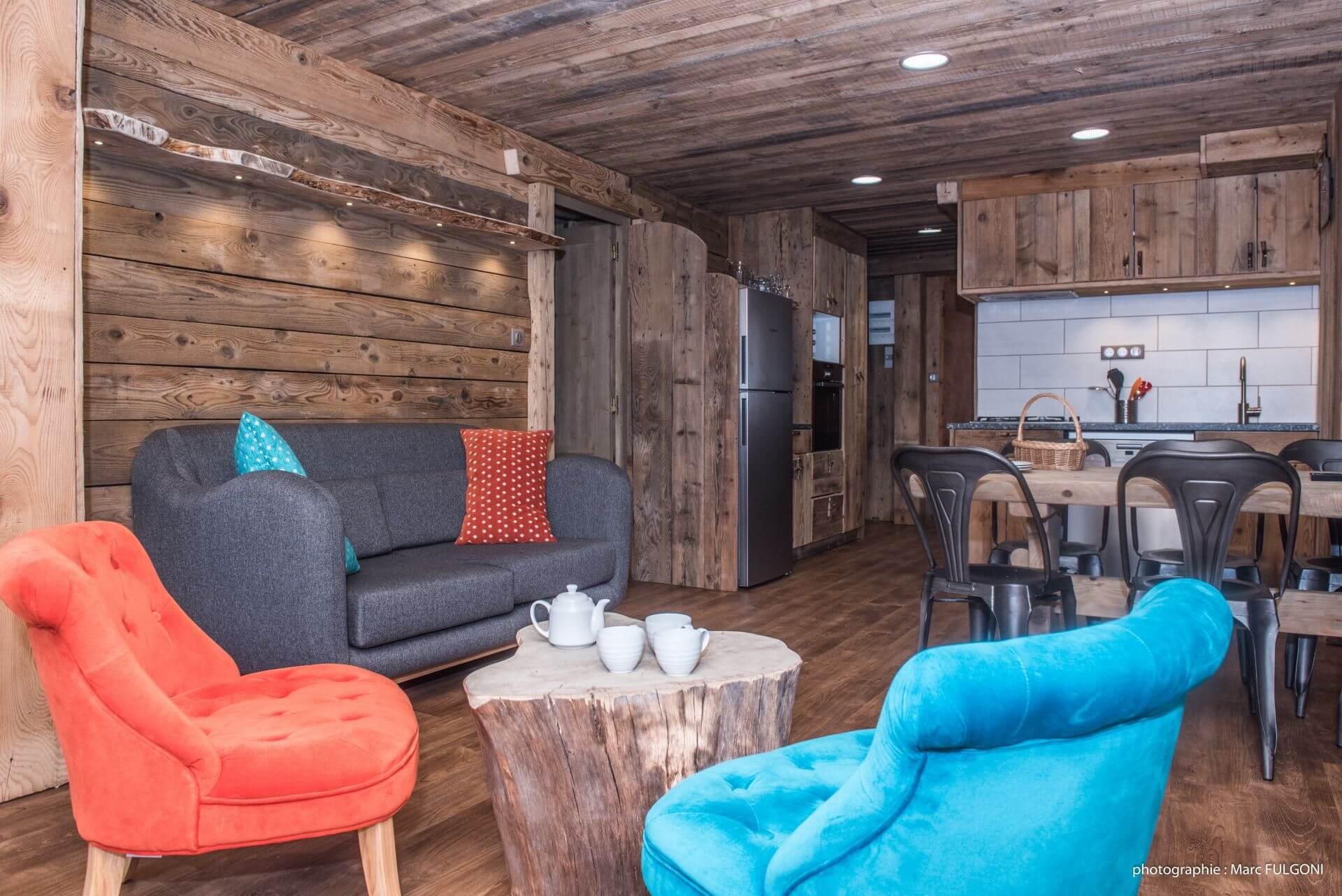 appartement premium Le Couarôge