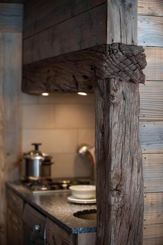 cuisine entièrement équipée studio Vosges