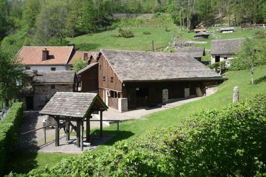musée de la montagne produits locaux 100 % bio garantis