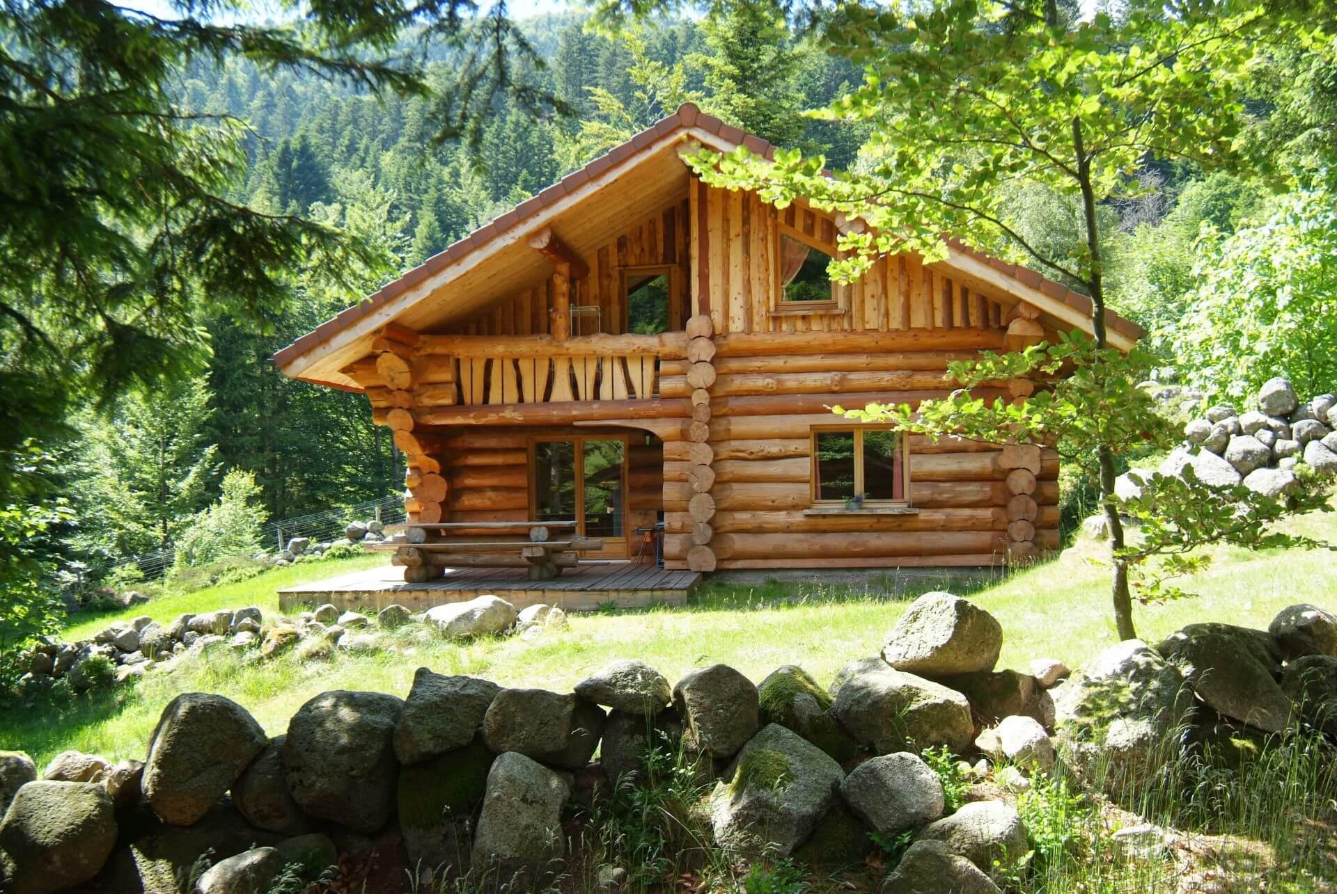 Location chalet Vosges La Bresse