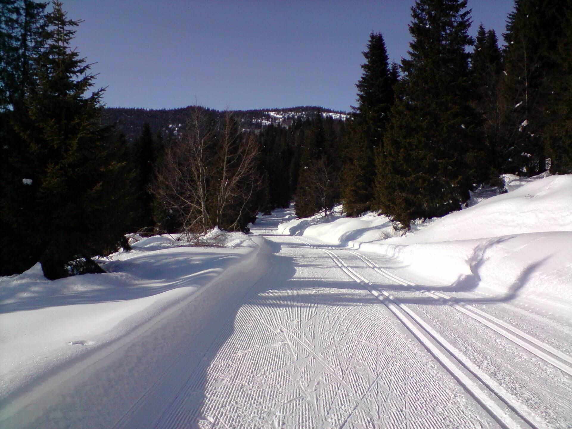 ski nordique Grand domaine de ski de fond à 5 minutes du Couarôge