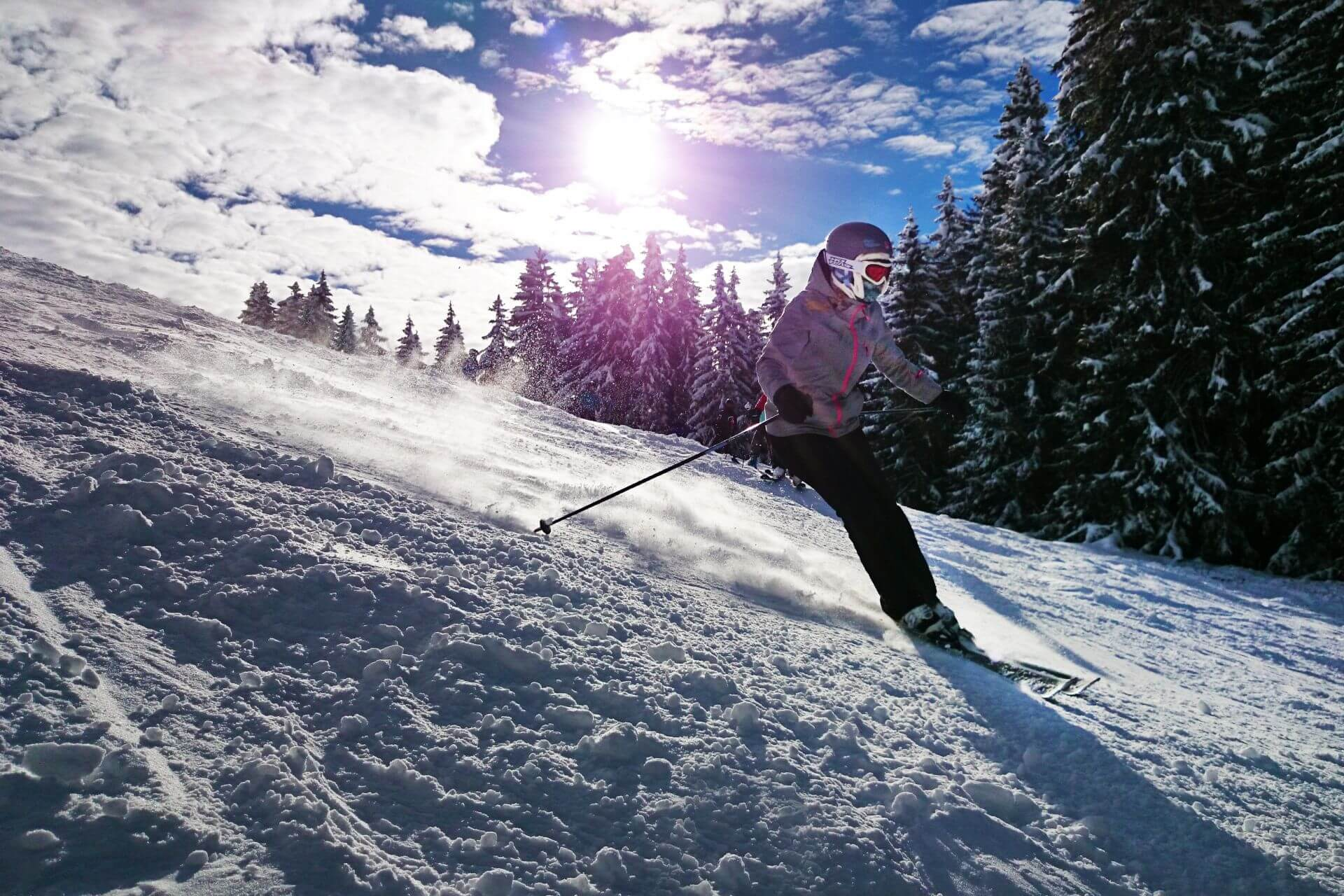 à 2 minutes du domaine skiable La Bresse Hohneck